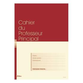 CAHIER DU PROFESSEUR PRINCIPAL