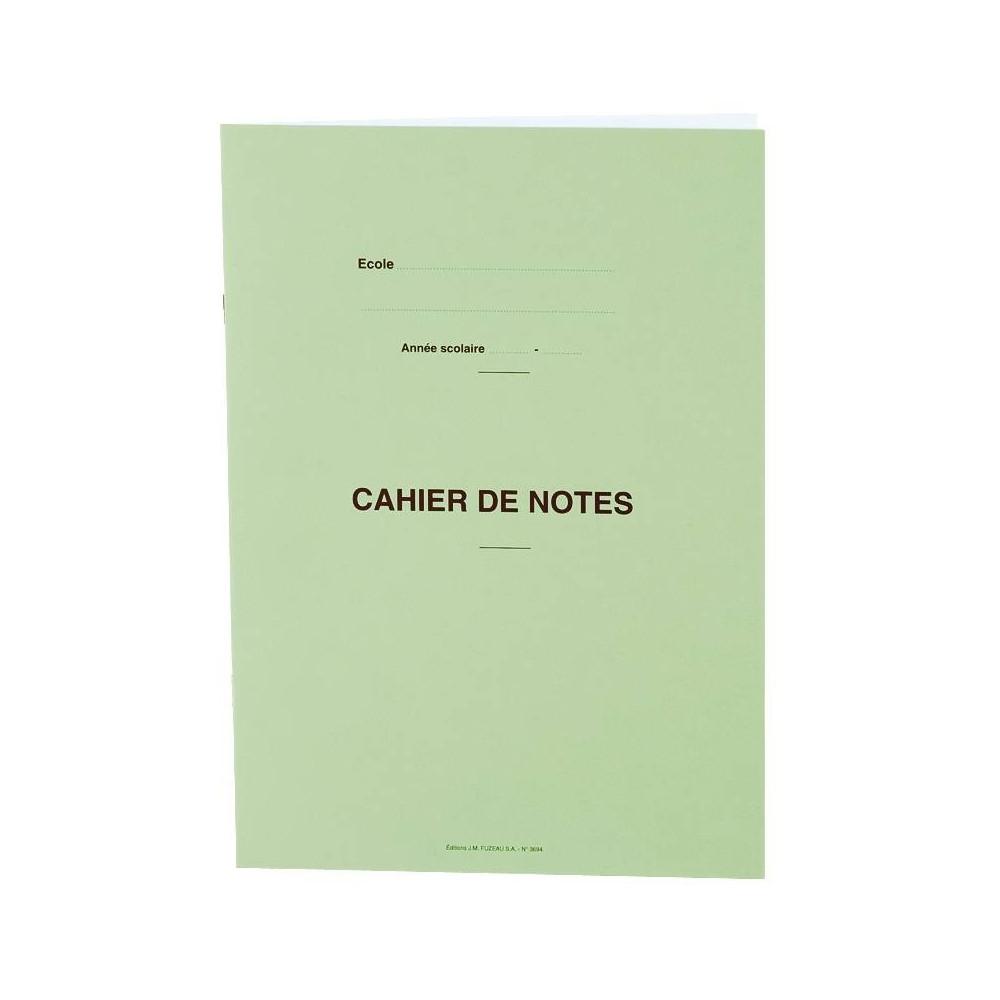 Cahier De Note : cahier de notes 10 releves ~ Teatrodelosmanantiales.com Idées de Décoration