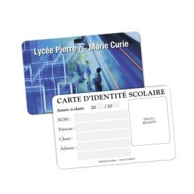 Cartes personnalisées