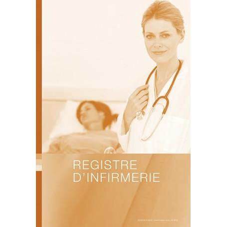REGISTRE D'INFIRMERIE