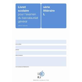 LIVRET SCOLAIRE L BLEU + ENCART