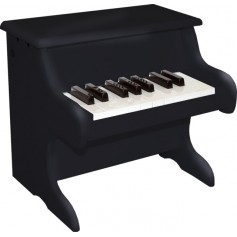 PIANO 18 TOUCHES BEBE DELSON NOIR