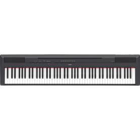 PIANO NUMERIQUE COMPACT 88 TOUCHES GHS NOIR PURE CF NOIR YAMAHA P115B NOIR