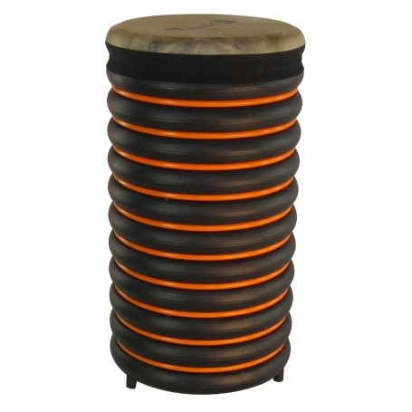 DRUM 53X28 CM ORANGE TROMMUS C3U