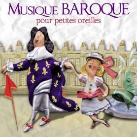MUSIQUE BAROQUE POUR PETITES OREILLES DVD