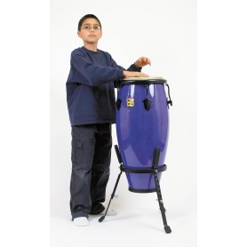 PETITE CONGAS BLEUE + SUPPORT