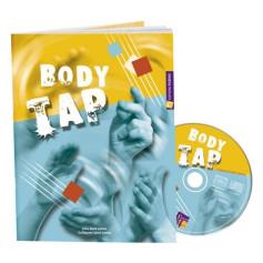BODY TAP ANGLAIS - LIVRET CD - répertoire pour percussions corporelles