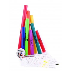BOOMWHACKERS - PACK ESPAGNOL