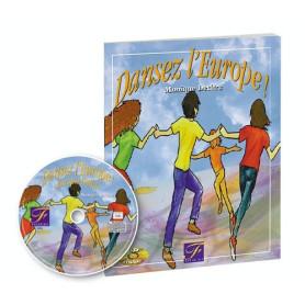 EUROPA BAILA LIBRO + 1 CD