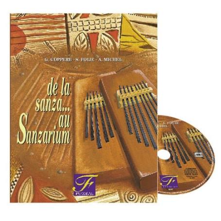 DE LA SANZA AL SANZARIUM LIBRO-CD