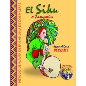 LIBRO+CD EL SIKU O ZAMPONA SIN EL KIT