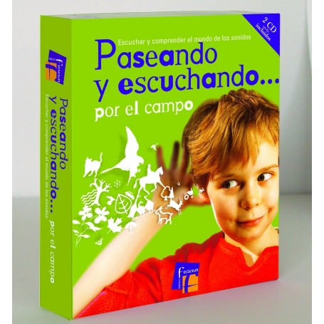PASEANDO Y ESCUCHANDO POR EL CAMPO