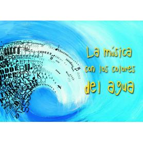 LA MUSICA CON LOS COLORES DEL AGUA VOL 1