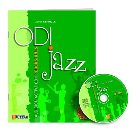 ODI JAZZ LIVRET CD EN ESPAGNOL
