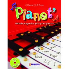 METHODE PIANOT EN ESPAGNOL