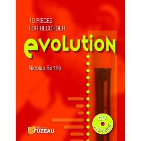 EVOLUTION COMPILE LIVRET CD GB