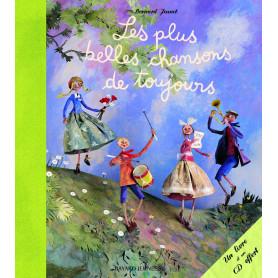 LES PLUS BELLES CHANSONS DE TOUJOURS_LIVRE CD