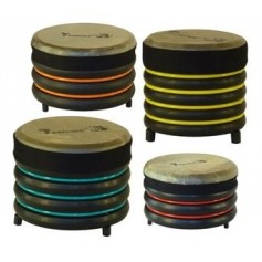 LOT DE 4 TROMMUS DRUM