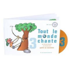 TOUT LE MONDE CHANTE 3 - JAZZIMUTH