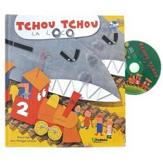LIVRE CD TCHOU TCHOU