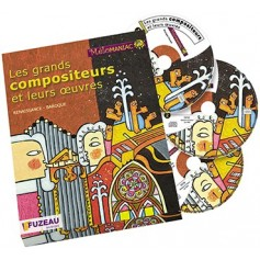 COFFRET LES GRANDS COMPOSITEURS VOL.3