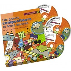 LES GRANDS COMPOSITEURS VOL 2 CD