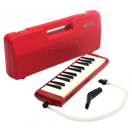 MELODICA STUDENT 26 TOUCHES ROUGE C9426 4 HOHNER SI3 DO 6