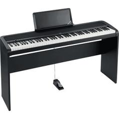 PIANO KOP B1 BK KORG + STAND