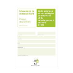 INTERCALAIRE REDOUBLEMENT 1ERE STI2D + ENCART