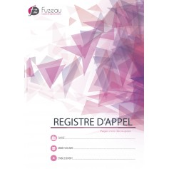 REGISTRE D'APPEL CONTROLE PAR DEMI-JOURNEE PAGES NON DECOUPEES