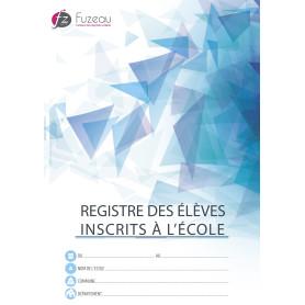 REGISTRE MATRICULE POUR 325 ELEVES - IMPRIME PRIMAIRE