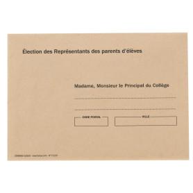 ENVELOPPES BULLE MADAME MONSIEUR LE PRINCIPAL