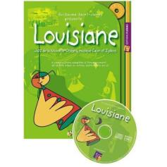 LOUISIANE JAZZIMUTH LIVRE-CD 5 TITRES