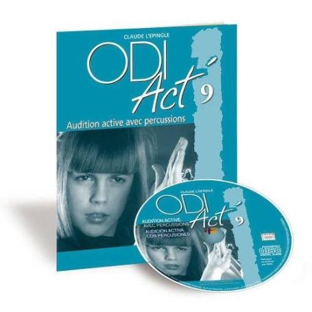 ODI ACT 9 **CD**