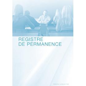 REGISTRE DE PERMANENCE