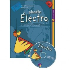 PLANETE ELECTRO JAZZIMUTH VERSION 5 TITRES