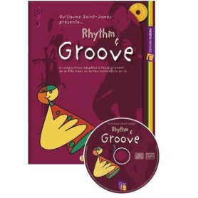 RHYTHM AND GROOVE JAZZIMUTH REPERTOIRE POUR FLUTES A BEC