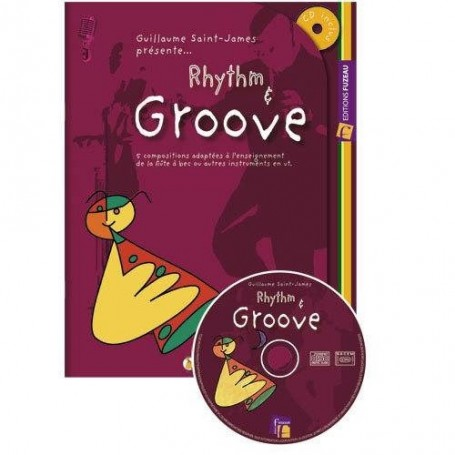 RHYTHM AND GROOVE JAZZIMUTH VERSION 5 TITRES