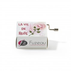 SERINETTE LA VIE EN ROSE