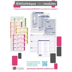 BIBLIOTHEQUE DES MODULES