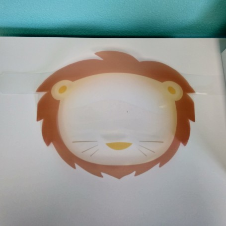 VISIERE DE SURPROTECTION LION