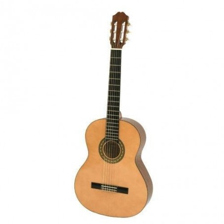 GUITARE CLASSIQUE CONSERV 4/4 BRUNE GSM9B NATUREL VERNIS BRILLANT