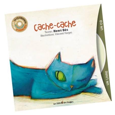 LIVRET-CD CACHE-CACHE