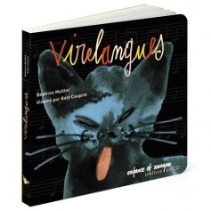 VIRELANGUES LIVRET-CD