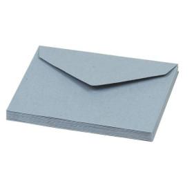 ENVELOPPES BLEUES par paquet de 500