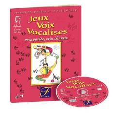 JEUX VOIX VOCALISES n°1