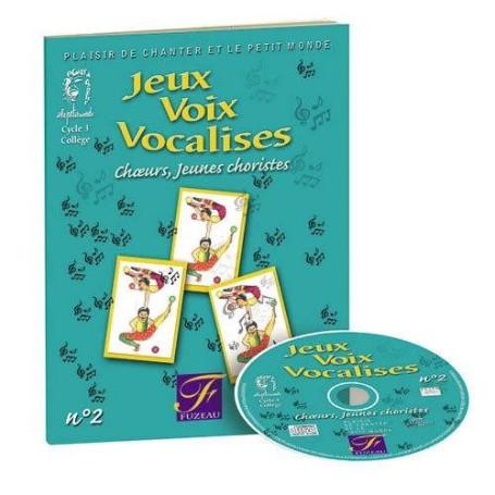 JEUX VOIX VOCALISES n°2