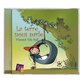 LA TERRE NOUS PARLE CD 4 TITRES