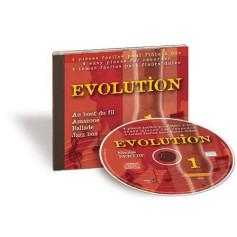 EVOLUTION 1 - REPERTOIRE POUR FLUTES A BEC