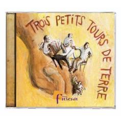 TROIS PETITS TOURS DE TERRE CD 4 TITRES